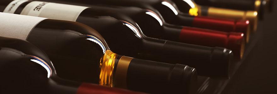 Achat de vins en ligne