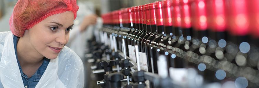 Ecole de vin à Bordeaux